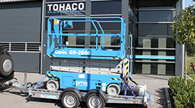 Tohaco - Machine transporter